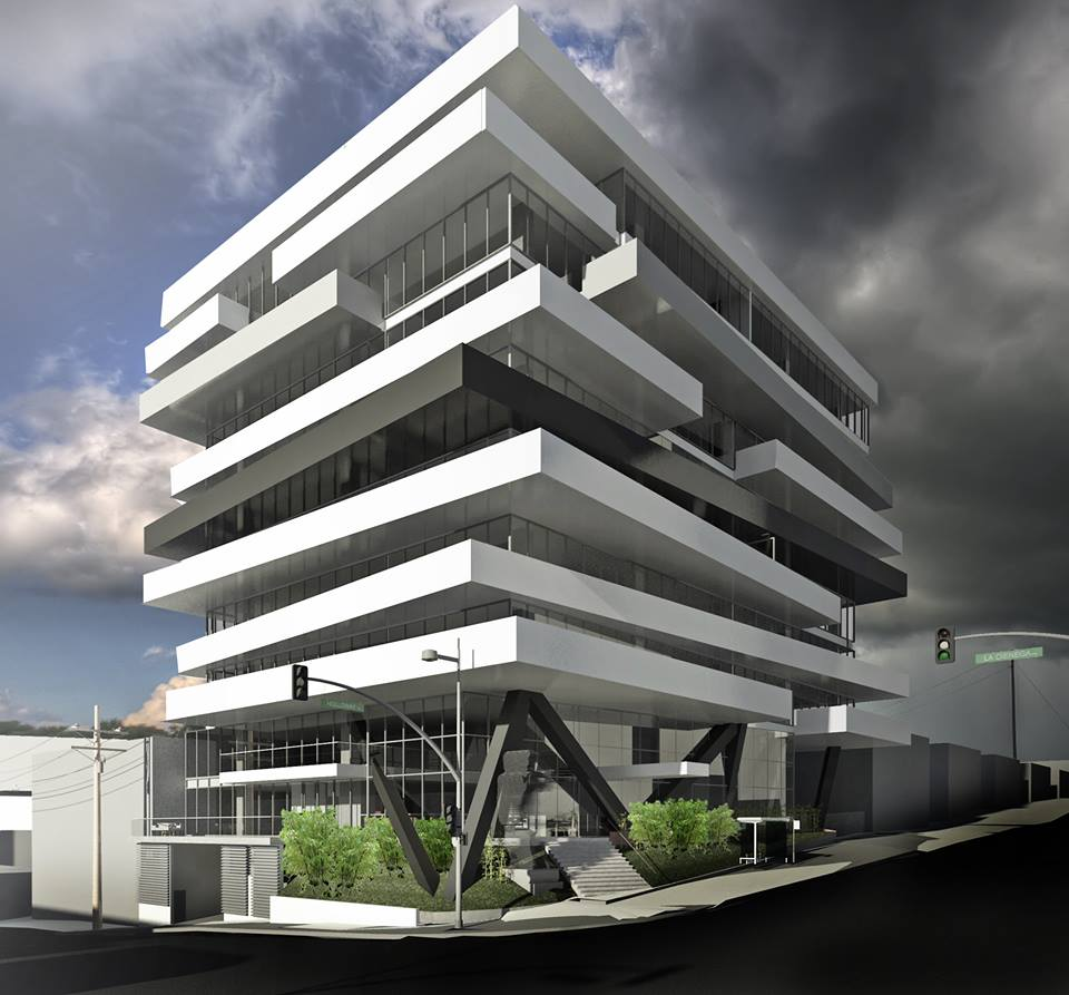West Hollywood Hotel Open Architects